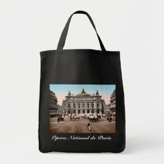 Opera National de Paris Grocery Tote Bag