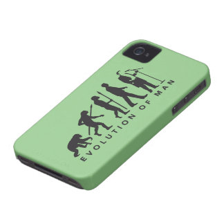 Opera of singer evolution OF one Case-Mate iPhone 4 Case