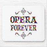 Ópera para siempre tapetes de ratones