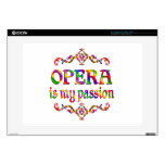Opera Passion Decals For Laptops