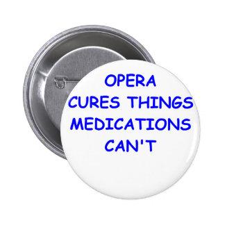 ópera pins