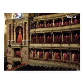 Opera Postcard