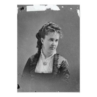 Opera Singer Clara Louise Kellogg by Mathew Brady Card