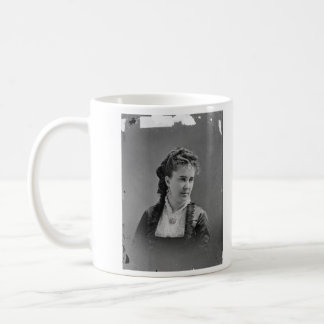 Opera Singer Clara Louise Kellogg by Mathew Brady Coffee Mug