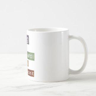 Opera Singer Coffee Mug