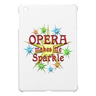 Opera Sparkles Cover For The iPad Mini