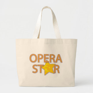 Opera Star Jumbo Tote Bag