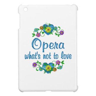 Opera to Love iPad Mini Cover