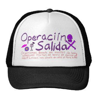 Operaciin Salida Gorra