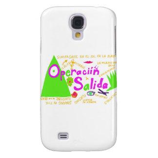 Operaciín Salida Samsung Galaxy S4 Cover
