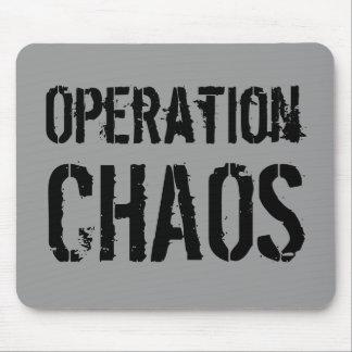Operación, CAOS Tapetes De Raton