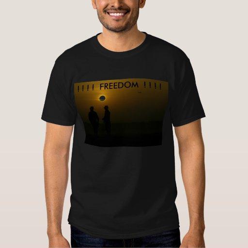 ¡Operación Freedom-1 iraquí 387! ¡! ¡! ¡!  Poleras