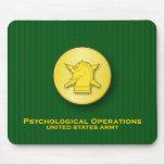 Operaciones psicológicas 5 tapete de ratón