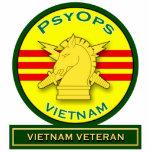 Operaciones psicológicas - veterano de Vietnam Esculturas Fotograficas