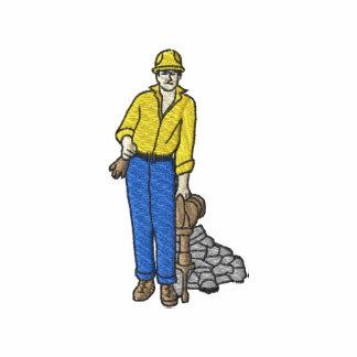Operador del martillo perforador