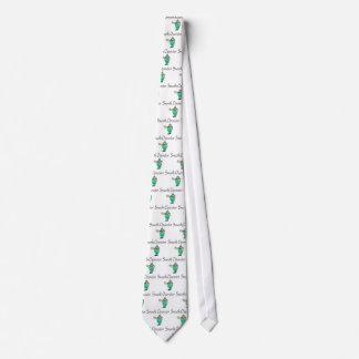 Operador liso corbatas