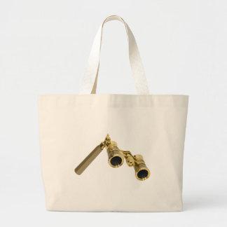OperaGlasses053009 Large Tote Bag