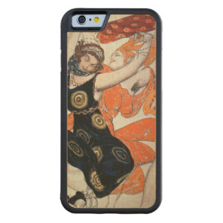Operatic costume designs, 1911 carved® maple iPhone 6 bumper case