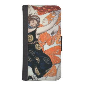 Operatic costume designs, 1911 iPhone SE/5/5s wallet
