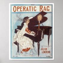 Operatic Rag poster