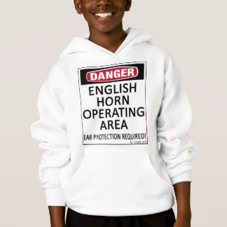 Operating Area English Horn Hoodie