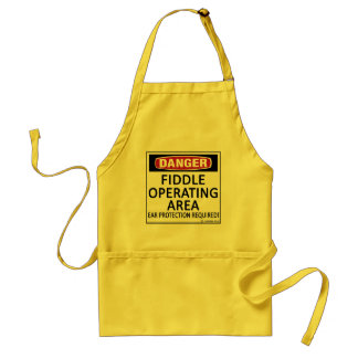 Operating Area Fiddle Aprons