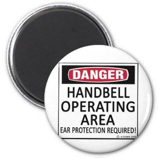 Operating Area Handbell Magnets