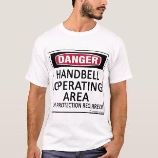 Operating Area Handbell T-Shirt