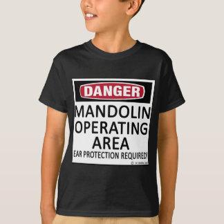 Operating Area Mandolin T-Shirt