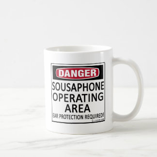 Operating Area Sousaphone Mugs