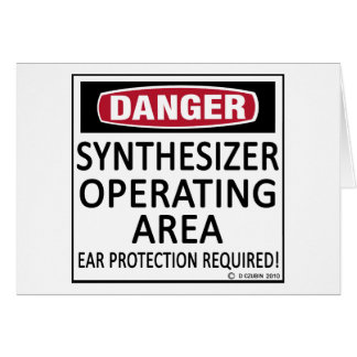 Operating Area Synthesizer Card