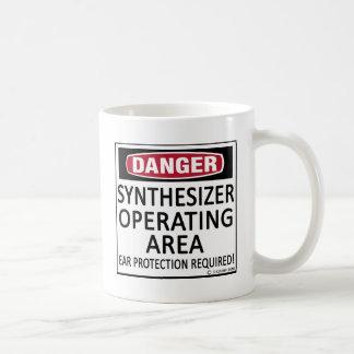 Operating Area Synthesizer Mugs