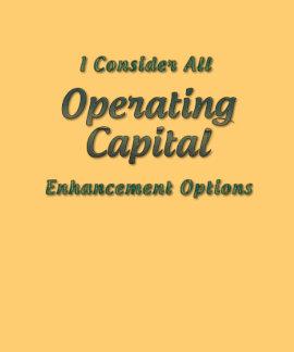 Operating Capital Tshirts
