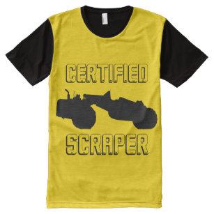 Scraper Clothing   Zazzle