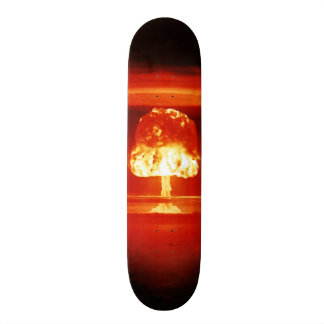 Operation Castle 11 Megaton ROMEO Event Atomic Skateboard