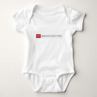 Operation Desert Storm Baby Bodysuit