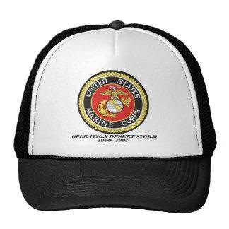 OPERATION DESERT STORM TRUCKER HATS