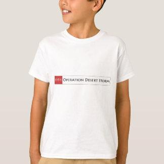 Operation Desert Storm T-Shirt