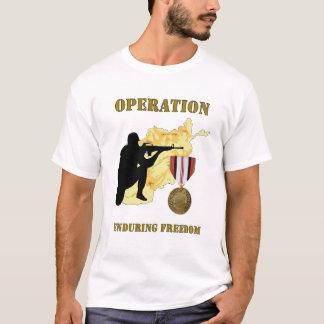 Operation Enduring Freedom Afghanistan War Shirt