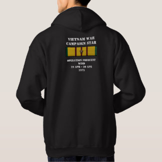 Operation Frequent Wind Campaign Hoodie