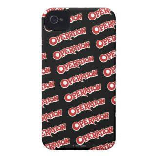 Operation Game Logo iPhone 4 Case-Mate Case