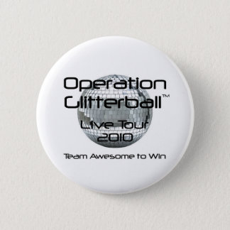 Operation Glitterball: The Live Tour Button