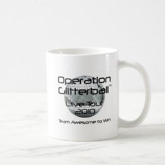 Operation Glitterball: The Live Tour Mug