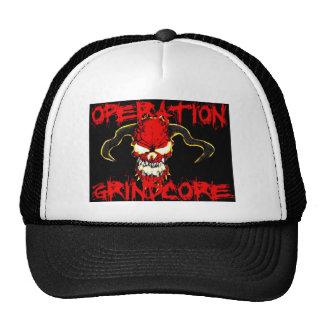 Operation Grindcore Hat