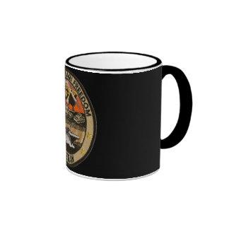 Operation Iraqi Freedom Black Mug