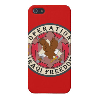 Operation Iraqi Freedom iPhone SE/5/5s Cover