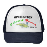 Operation Island Fever (arc) Hat