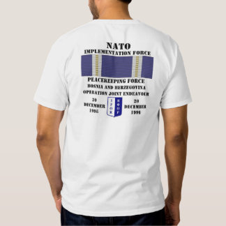 Operation Joint Endeavour Tshirts