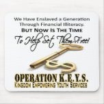 Operation KEYS Mousepads