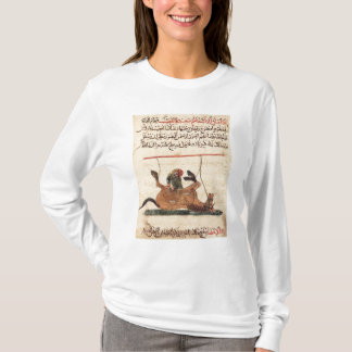 Operation on a horse, illustration T-Shirt